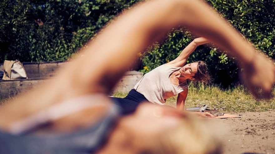 Strala Yoga Masterclass Julia Buck Anna Kleb